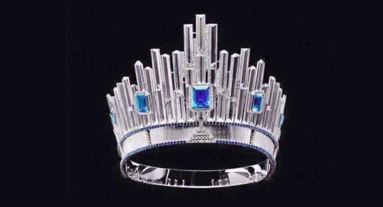 La transformación de las coronas de Miss Universo
