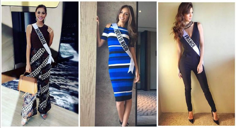 Las 10 favoritas para ser Miss Universo 2017