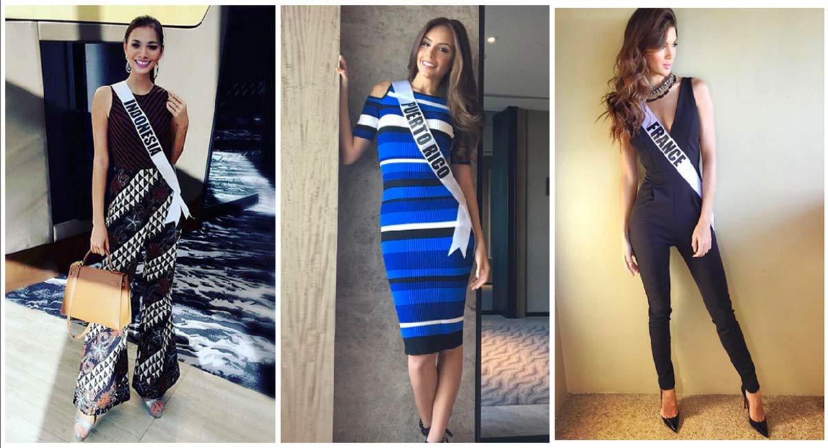 cdfe0ee16e33 Las 10 favoritas para ser Miss Universo 2017 - Revista Caras