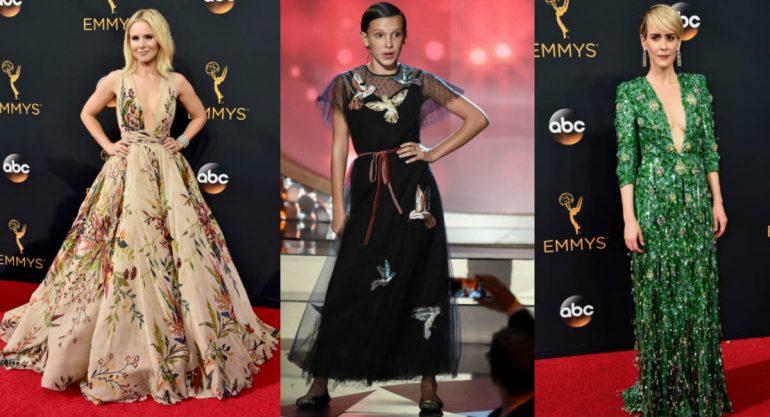 Las 10 mejor vestidas de los Emmys 2016