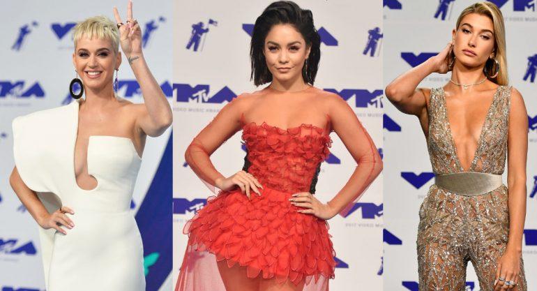 Las 10 mejor vestidas de los VMAs 2017