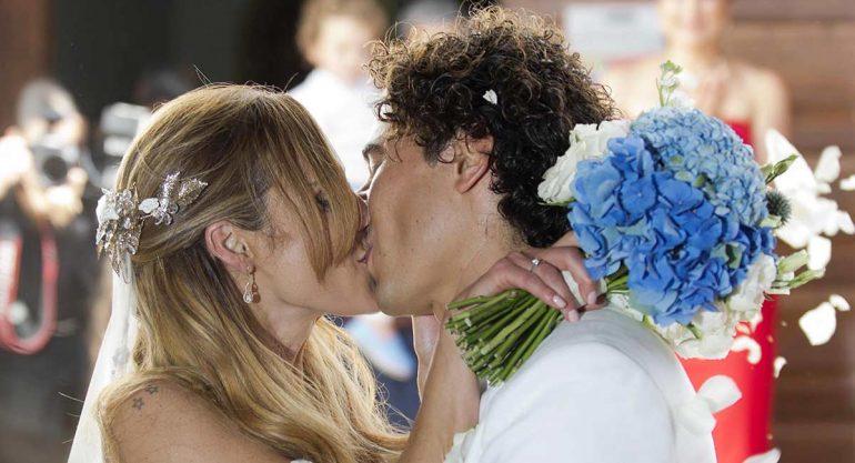 Las fotos de la boda de Memo Ochoa y Karla Mora en Ibiza