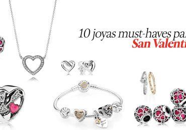 Las joyas must-haves para San Valentín