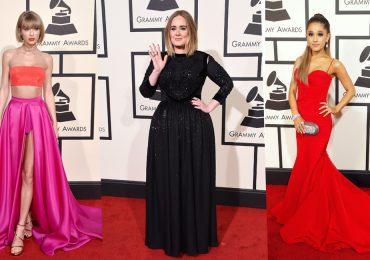 Las mejor vestidas de los Grammy Awards 2016