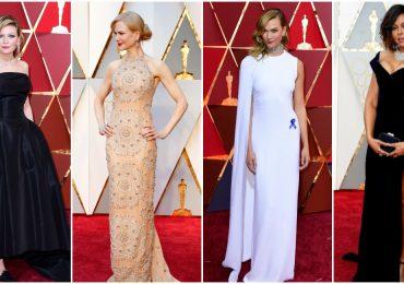 Las mejor vestidas de los Oscar 2017