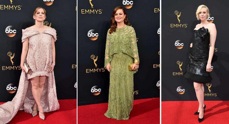 Las peores vestidas de los Emmy 2016