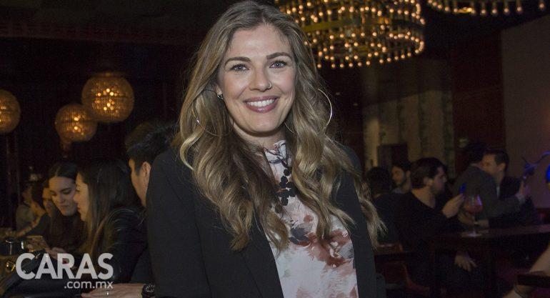Lauren Mote en la primera edición de Cocktail Week Monterrey