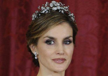 Letizia Ortiz: una reina con joyas de ensueño