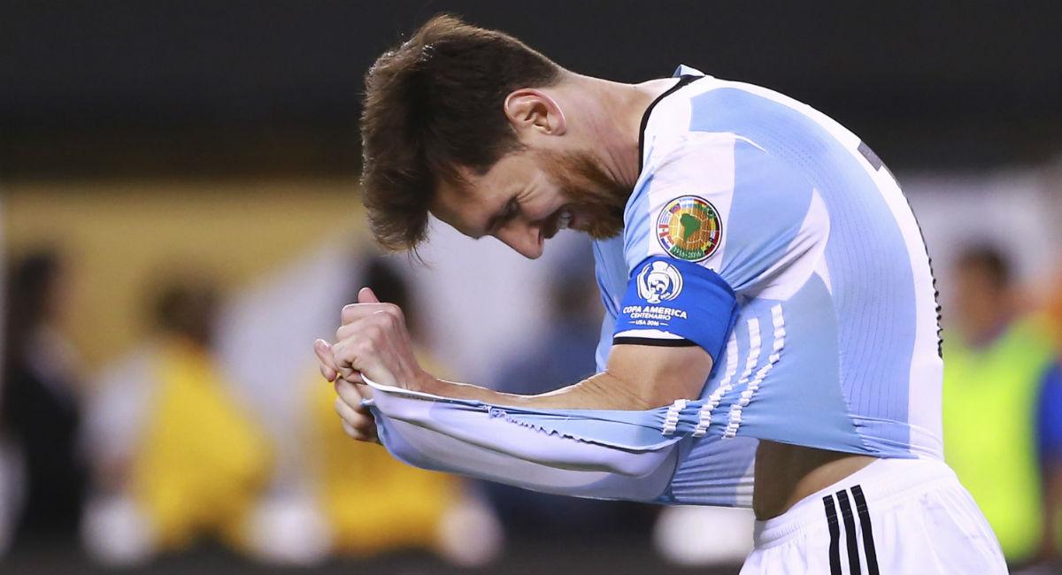 Lionel Messi condenado a 21 meses de cárcel