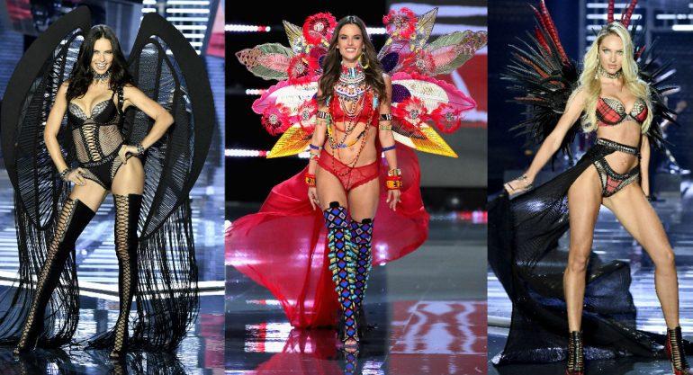 Los ángeles de Victoria's Secret brillan en Shanghái