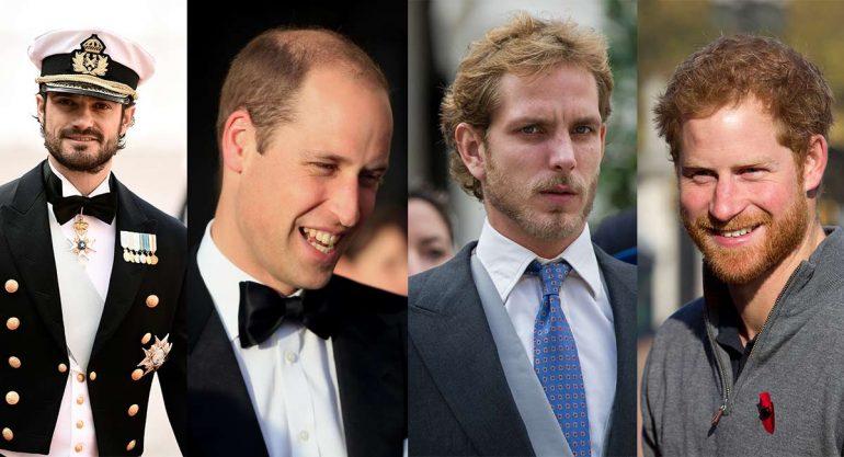 Los 10 royals más sexys del momento
