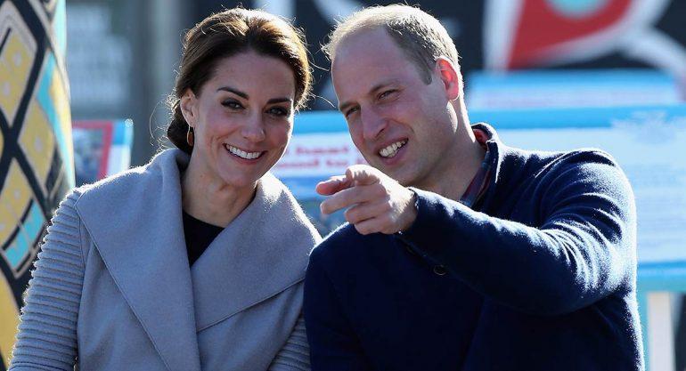 Los 5 momentos más románticos de Kate y William en Canadá