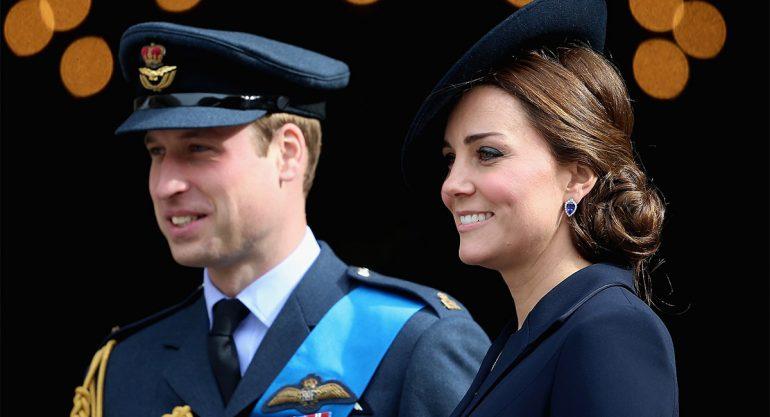 Los Duques de Cambridge revelan la fecha del nacimiento de su tercer hijo