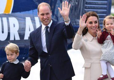Los Duques de Cambridge se despiden Canadá con peculiar video