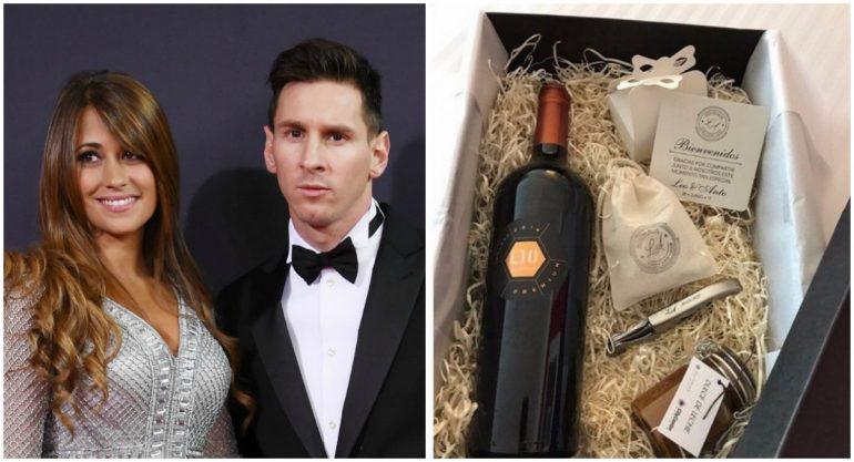 Los detalles de la boda de Messi y Antonella Roccuzzo