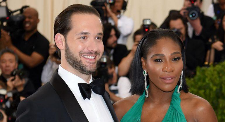 Los detalles de la millonaria boda de Serena Williams