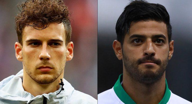 Los futbolistas más guapos del Alemania VS. México