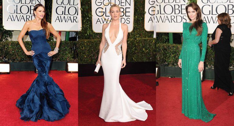 Los inolvidables looks de la historia de los Golden Globes