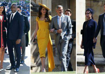 Los invitados a la boda de Harry y Meghan