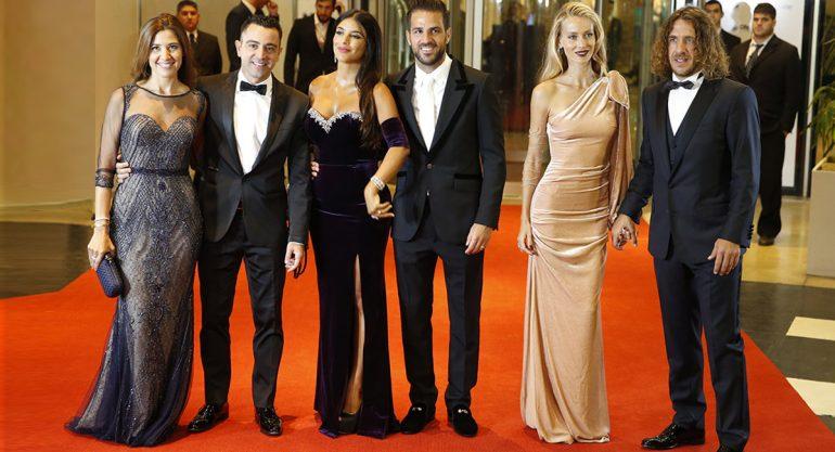 Los invitados a la boda de Lionel Messi y Antonella Roccuzzo