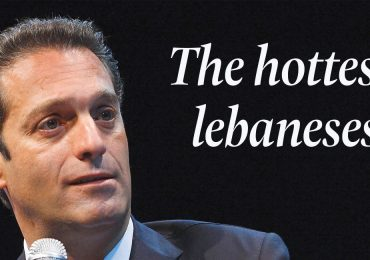 Los libaneses más guapos de México
