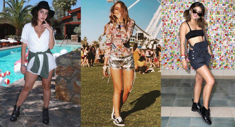 Los looks de las celebs en Coachella 2018