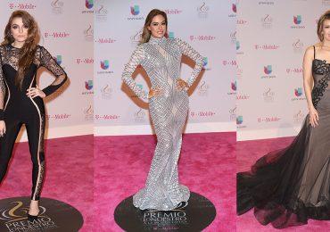 Los looks más cool de los Premios Lo Nuestro 2016