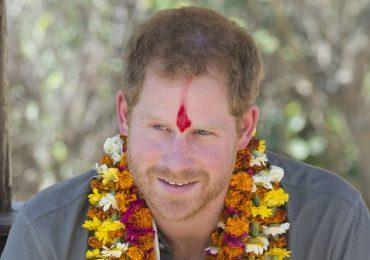 Los mejores momentos de la visita del príncipe Harry a Nepal