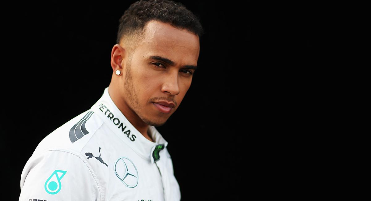 Los mexicanos son muy divertidos: Lewis Hamilton