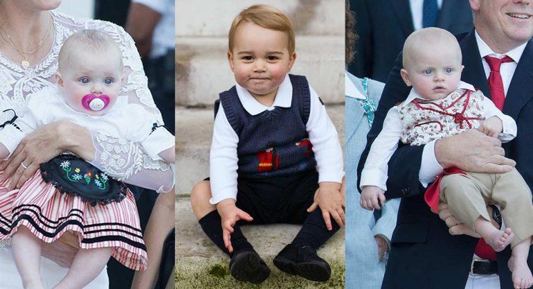 Los mini royals más cool