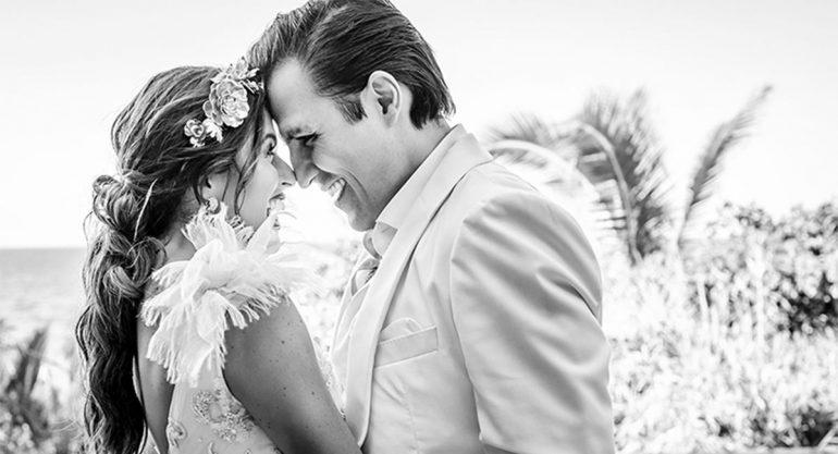 Los momentos más especiales de la boda de Claudia y Billy