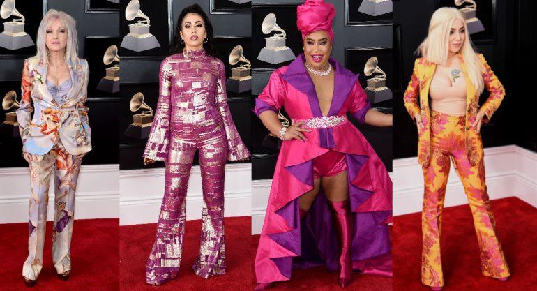 Los peores looks de los Grammy 2018
