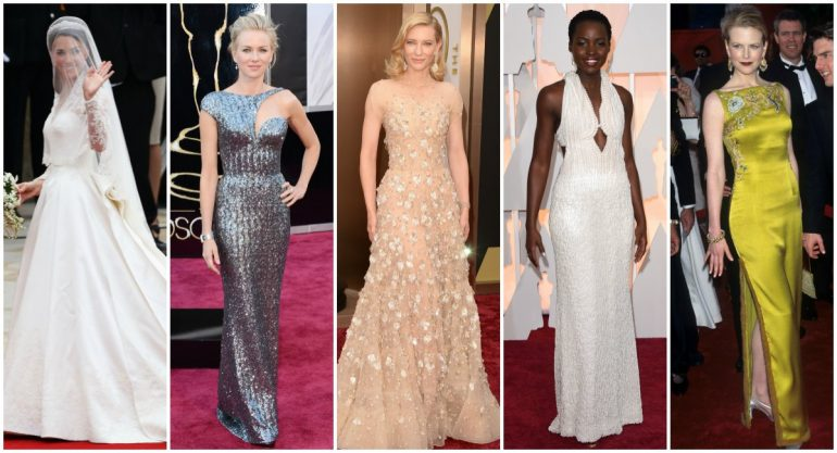 Los vestidos más caros de las celebridades