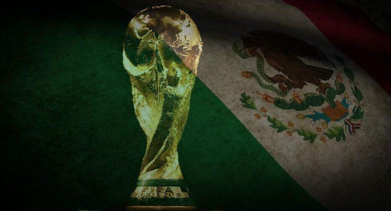 México podría ser sede del Mundial de 2026