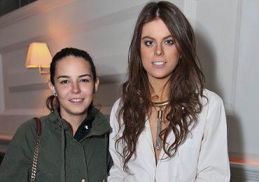 María Pallarès y Yael Sandler en el coctel de Women´s Weekend 2016