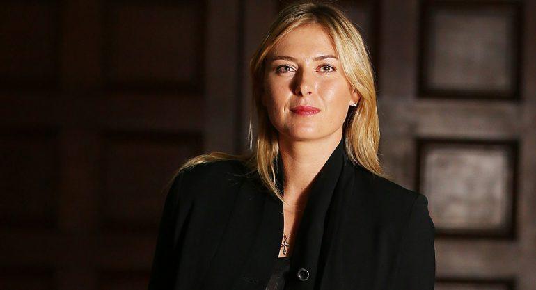 Maria Sharapova suspendida dos años por dopaje
