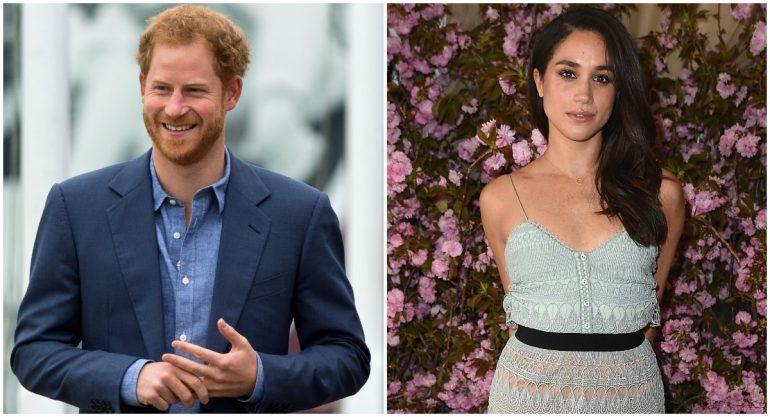 Meghan Markle conocerá a amigos íntimos del príncipe Harry