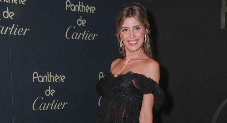 Michelle Salas en la Cartier Party