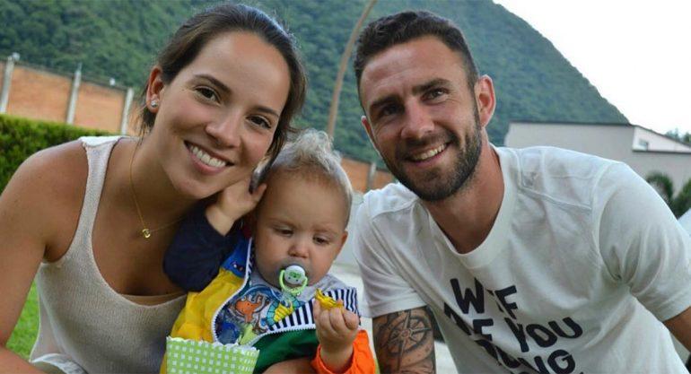 Miguel Layún se convertirá en papá por segunda ocasión