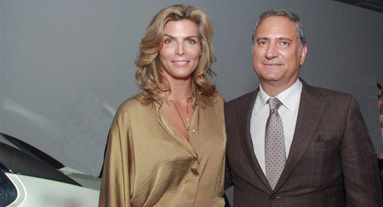 Montserrat Oliver y Alejandro Soberón en el lanzamiento de Zacua