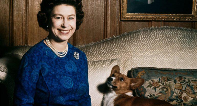 Muere el último corgi de la reina Isabel II