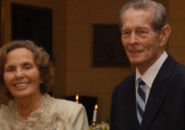 Murió la reina Ana de Rumania