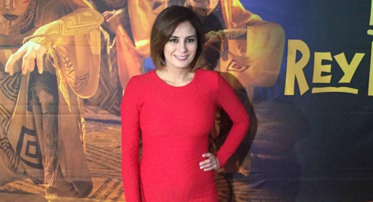 Paola Espinosa denuncia robo a su Fundación