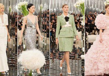 París se tiñe de tonos pastel con desfile de Chanel