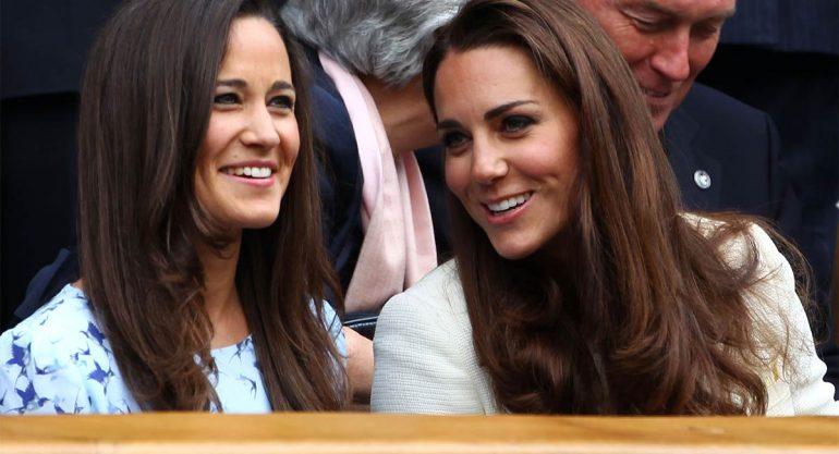 Pippa Middleton celebró su despedida de soltera junto a su hermana Kate