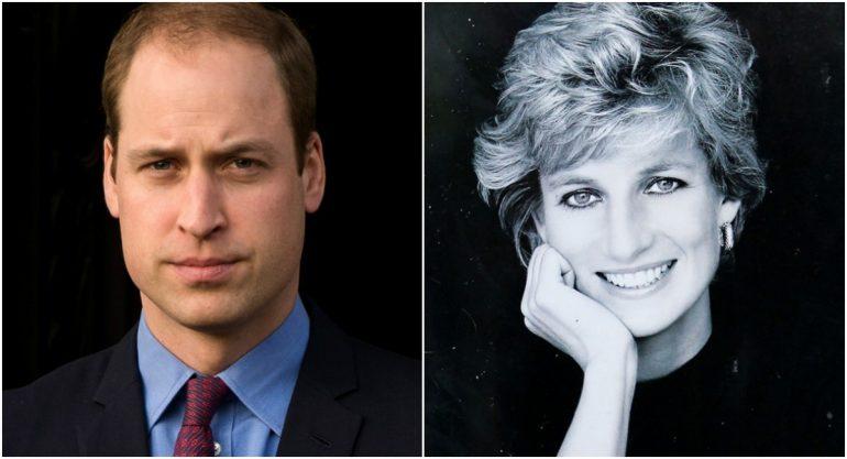 Príncipe William lamenta que Lady Di no haya conocido a sus hijos