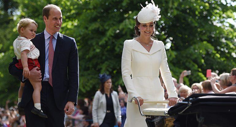Príncipe William revela qué significó para él ser padre