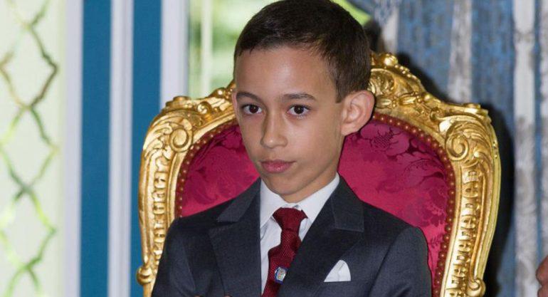 Príncipe de Marruecos rompe protocolo