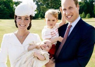 Princesa Charlotte recibe regalo con valor de $200 mil dólares
