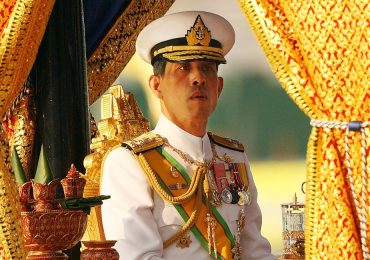 Proclaman al nuevo Rey de Tailandia